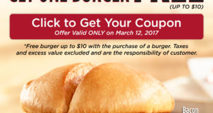 Ruby tuesday bogo  deal for so connected members