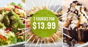 ruby tuesday dinner deal